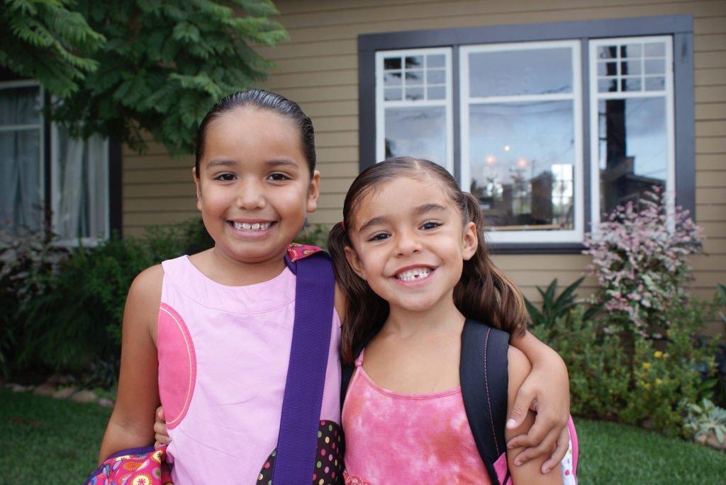 Schoolyard Fashionistas