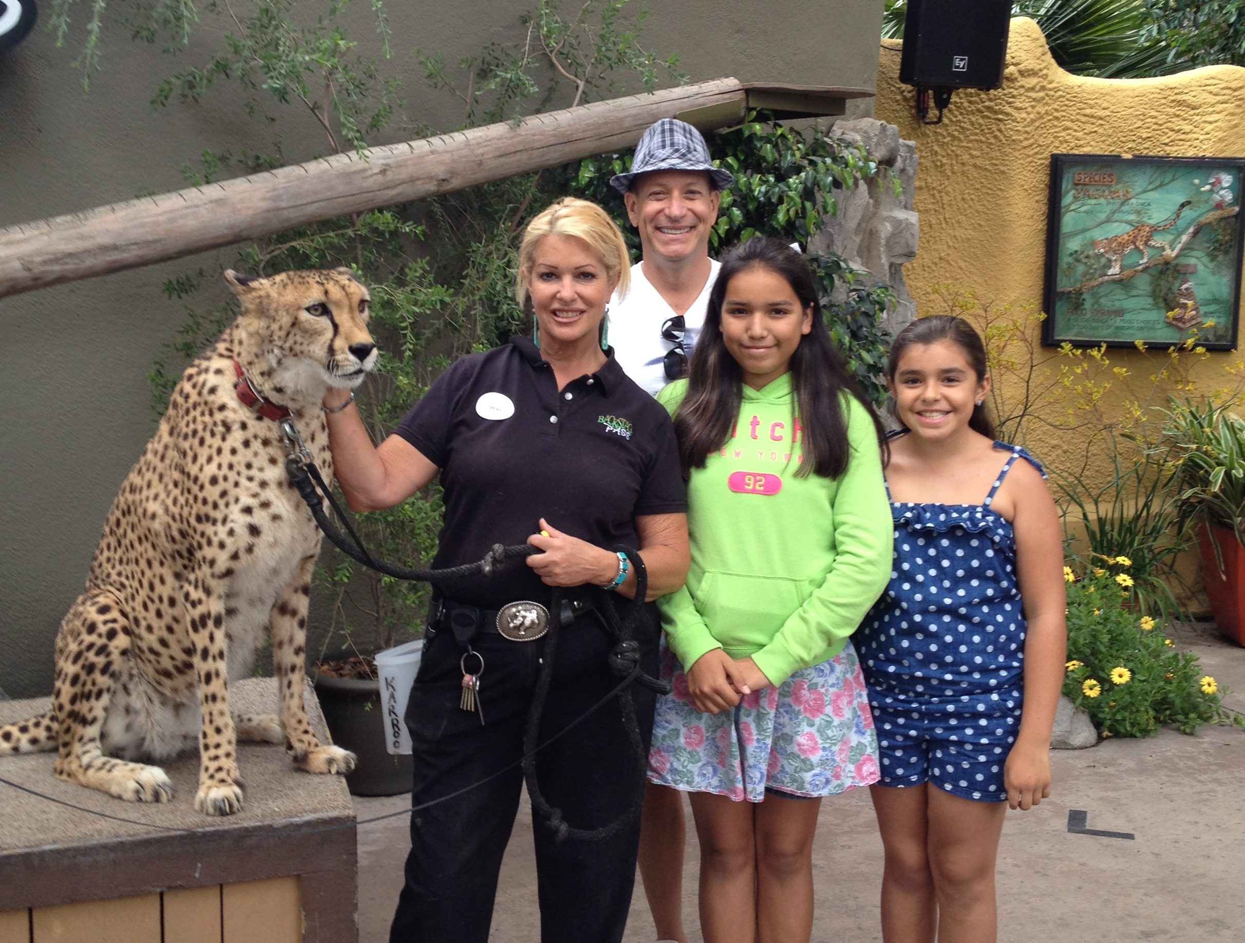 We had a blast behind the scenes at the world-famous San Diego Zoo