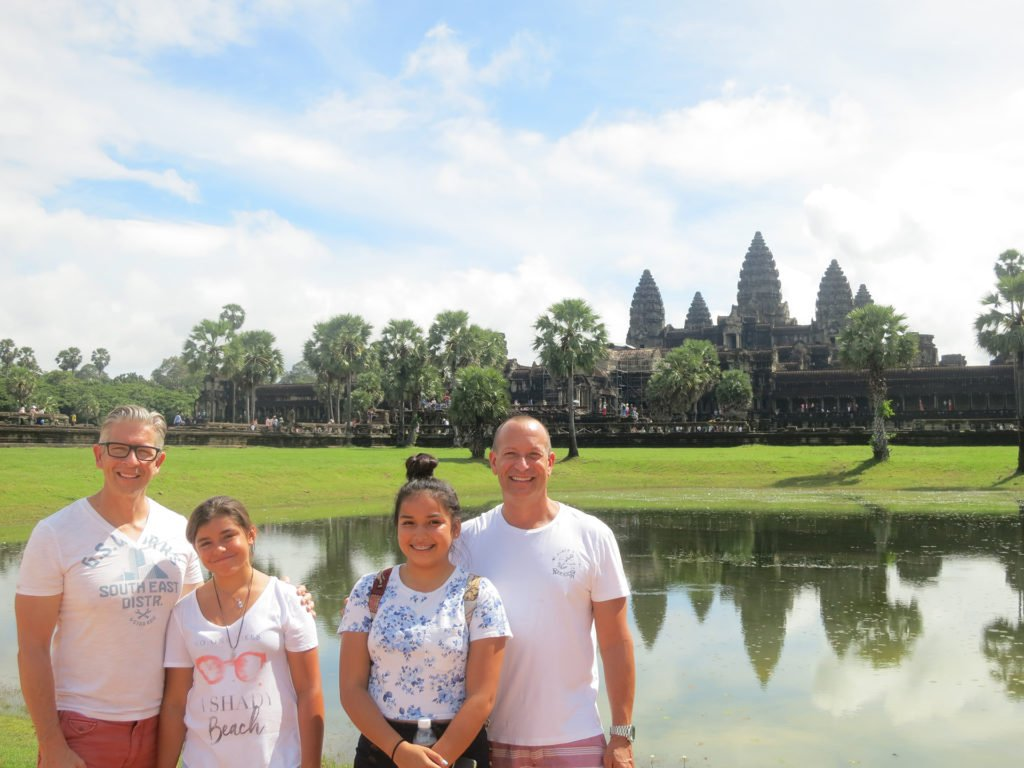 Visit Cambodia, Inspired by a Video Game