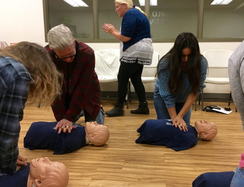 Prepping Our Kids for Babysitting with CPR Training
