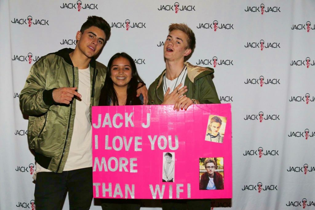 Sophia Loves Jack – Concert Meet and Greet