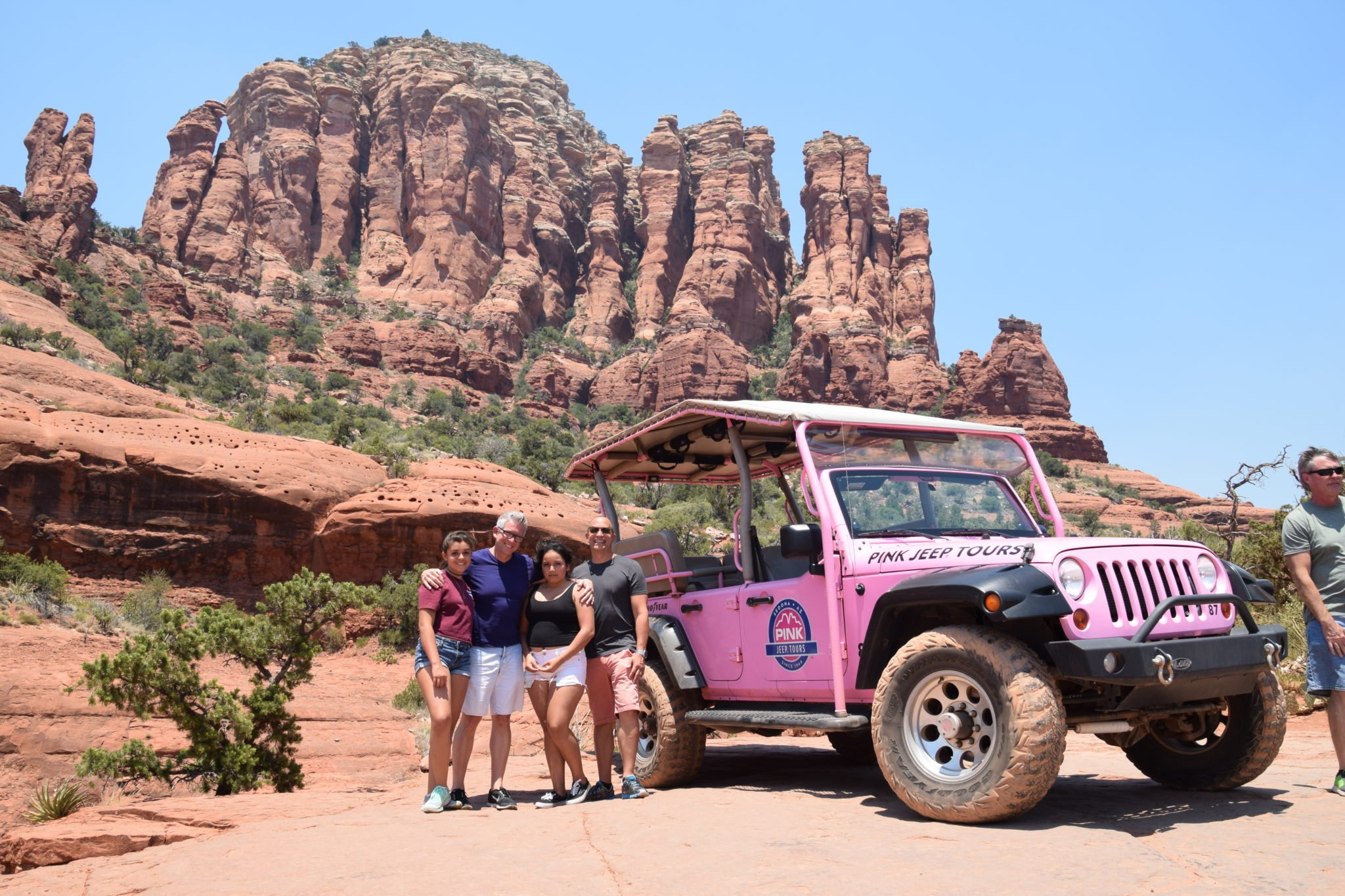 pinks jeeps