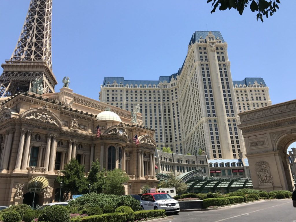 Hotel Review: Paris (Vegas) in the Summertime