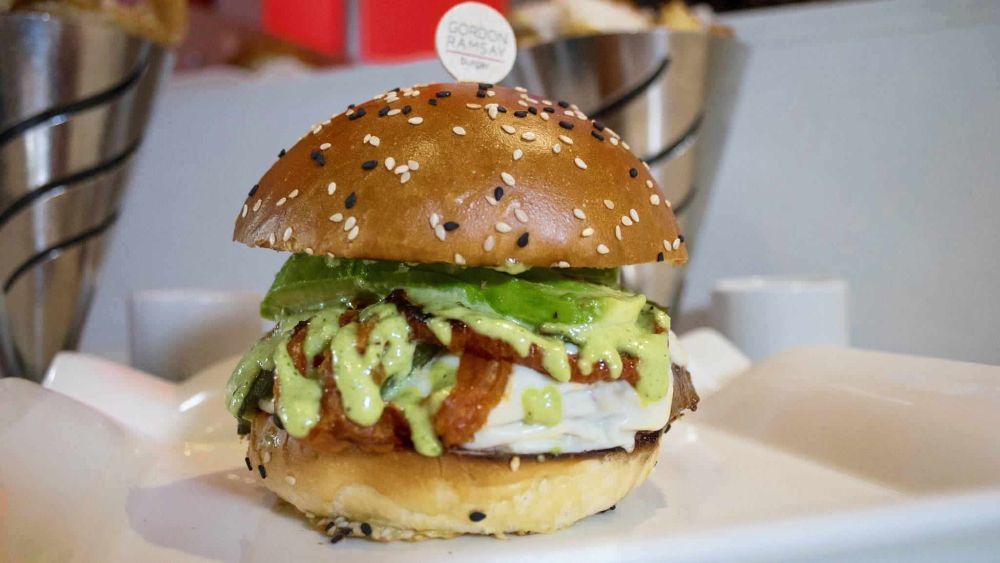gordon ramsey burger