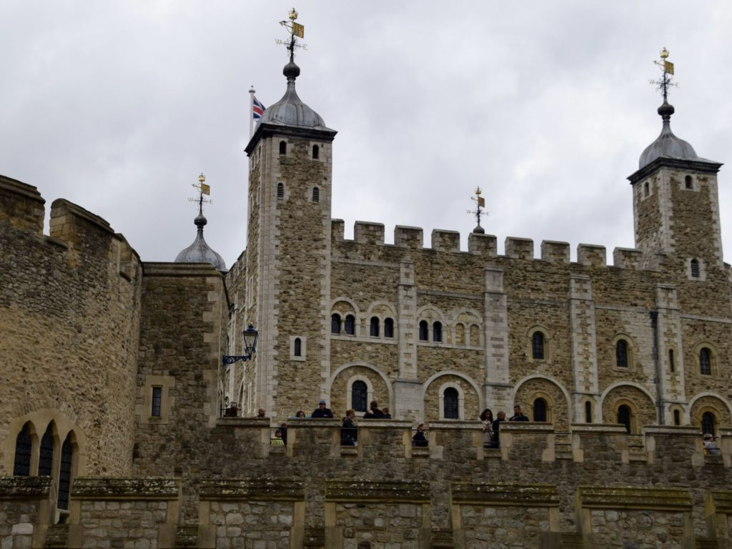 Visit the Tower of London with Kids