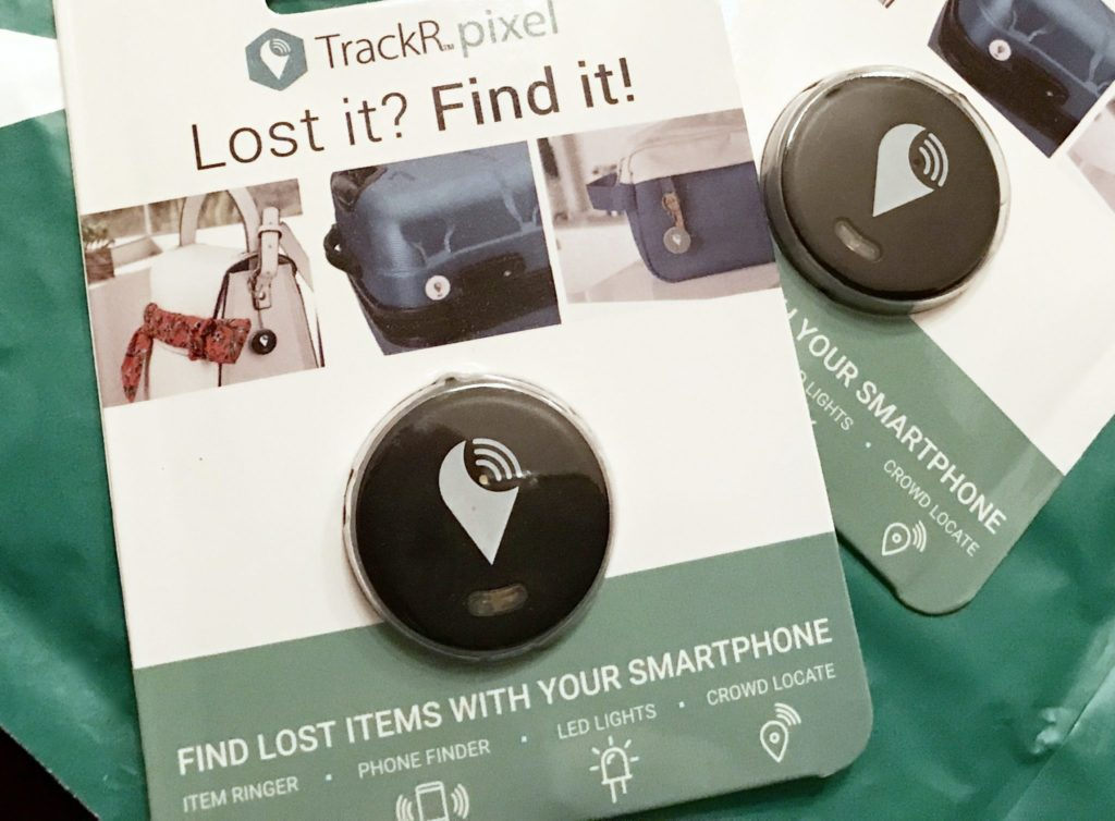 Trackr Finds Your Luggage Anywhere