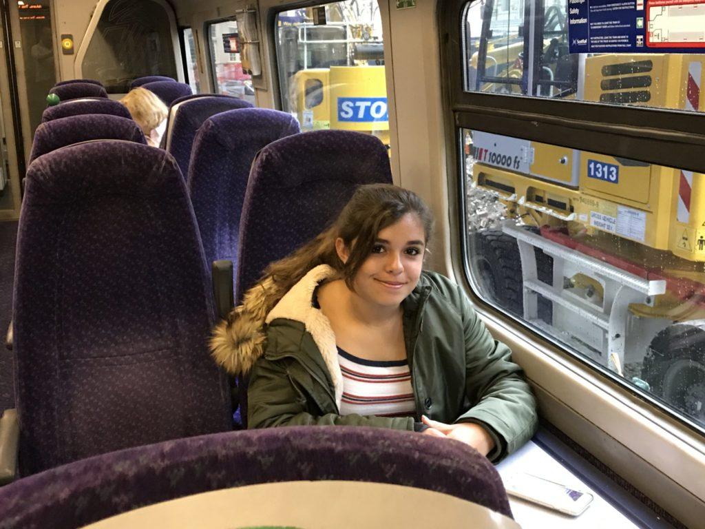 Scotland Sights By Train
