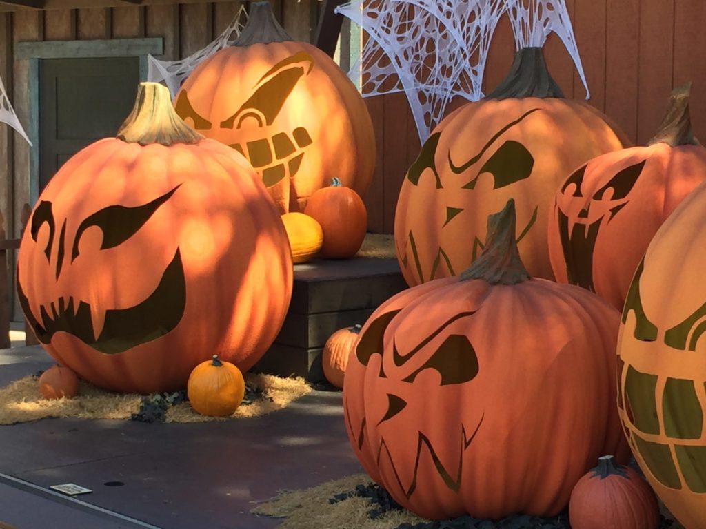 Halloween Fun at Knott's Spooky Farm