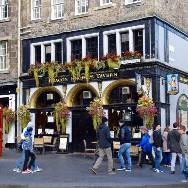 Good Eats In and Around Edinburgh