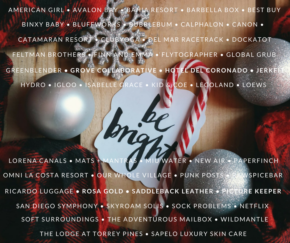 YOWZA! 2017 Holiday Giveaway Extravaganza!