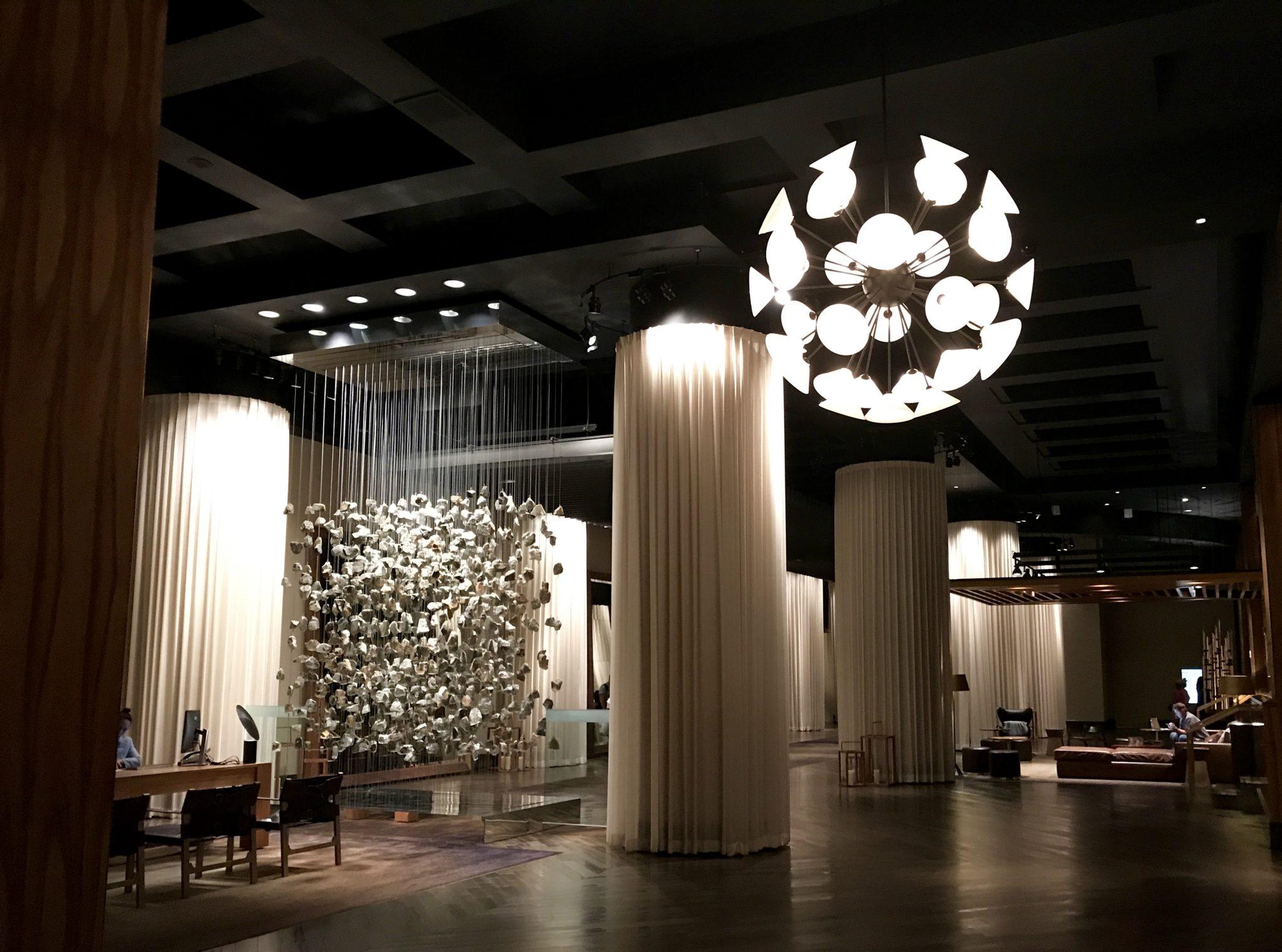 Hotel review delano hotel las vegas 2 dads with baggage - Delano las vegas two bedroom suite ...