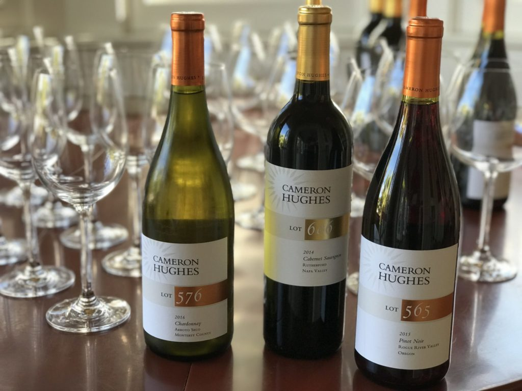 Cameron Hughes Wines Partner with Holiday Entertainment