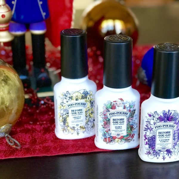 Put the Holiday Poo in Poo~Pourri