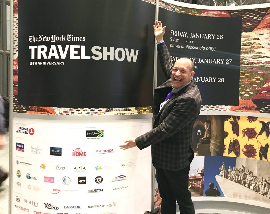 8 Travel Trends from the 2018 New York Times Travel Show