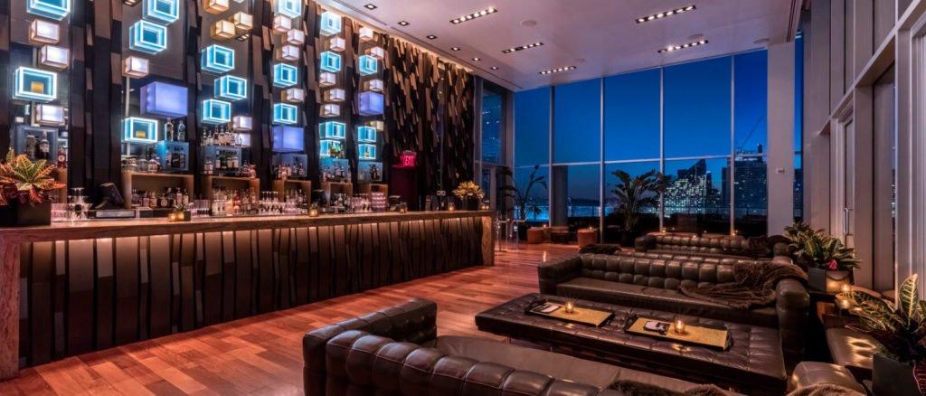 Press Lounge at Ink48 Hotel
