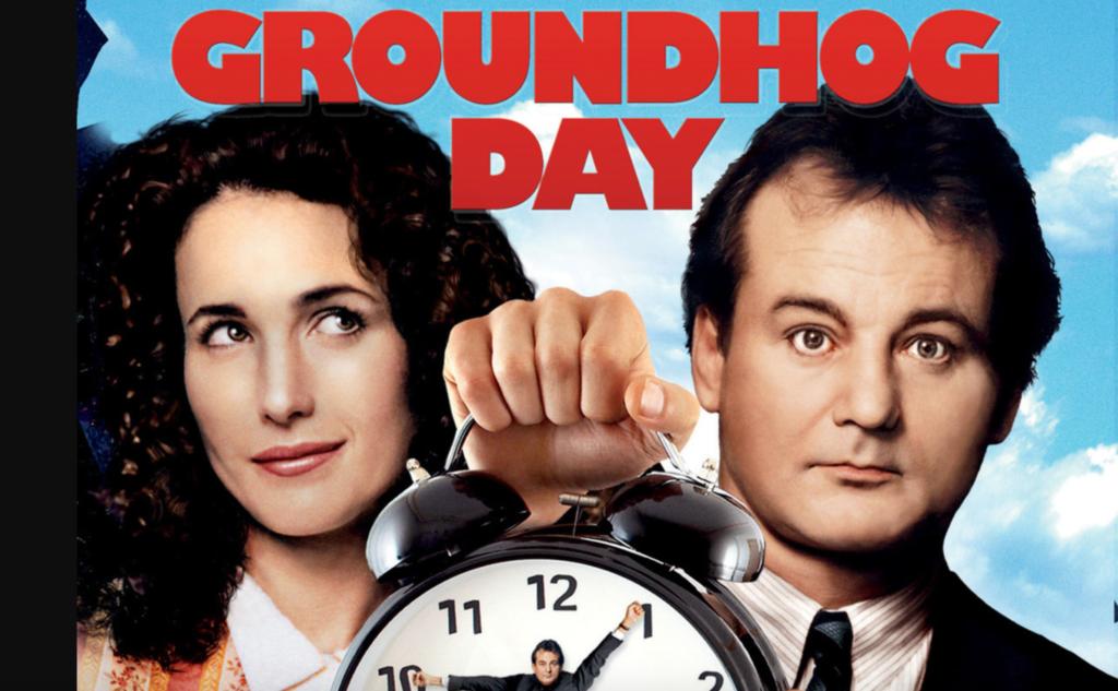 Groundhog Day is Like Raising Teens