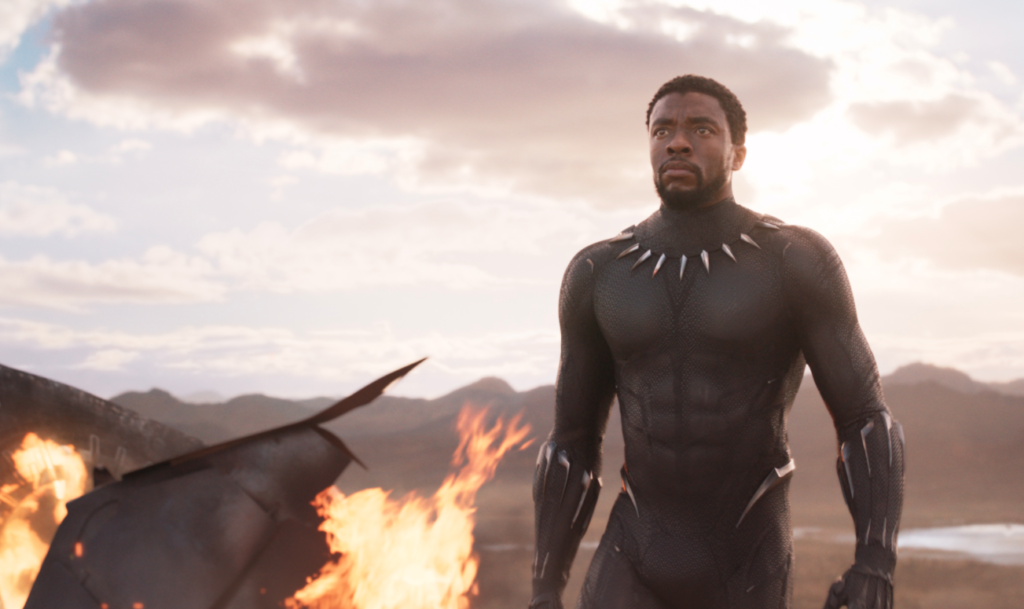 Black Panther is the Coolest Superhero Movie Yet