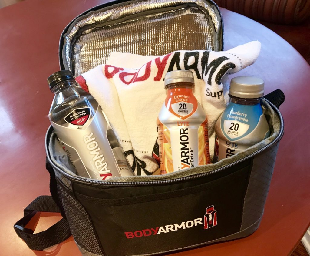 Gearing Up for an Active Spring with Hydration from BODYARMOR Sports Drinks