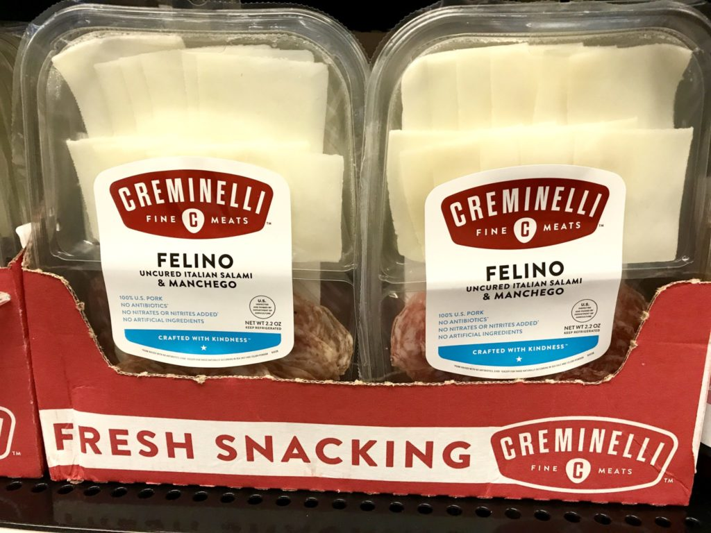 Healthy Snacks on the Go With Creminelli Snack Trays