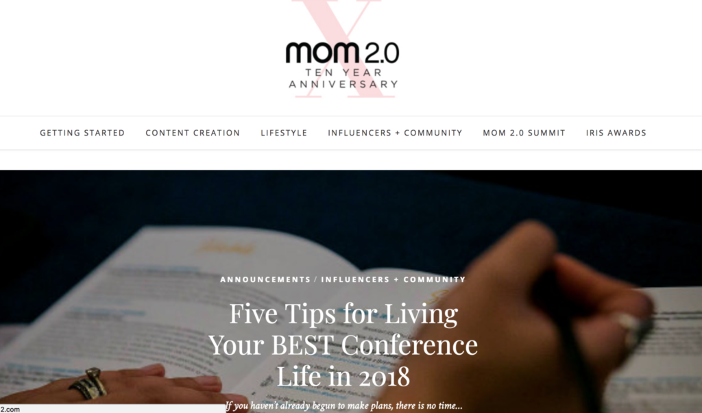 A Dad Among Moms at the Mom2.0 Summit