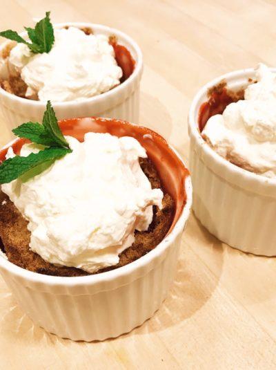 Recipe for Strawberry Rhubarb Crisp