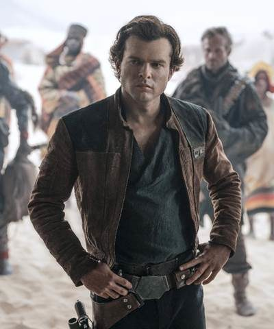 Early Screening of SOLO: A Star Wars Story