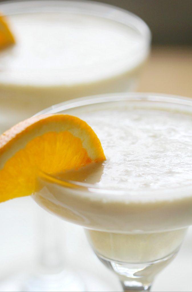 Orange Julius Cocktail