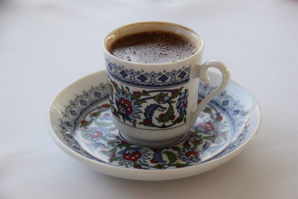 Authentic Turkish Coffee in Istanbul