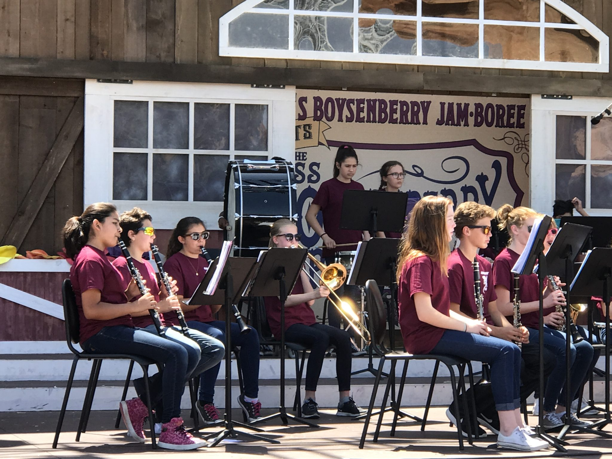 band-at-knotts