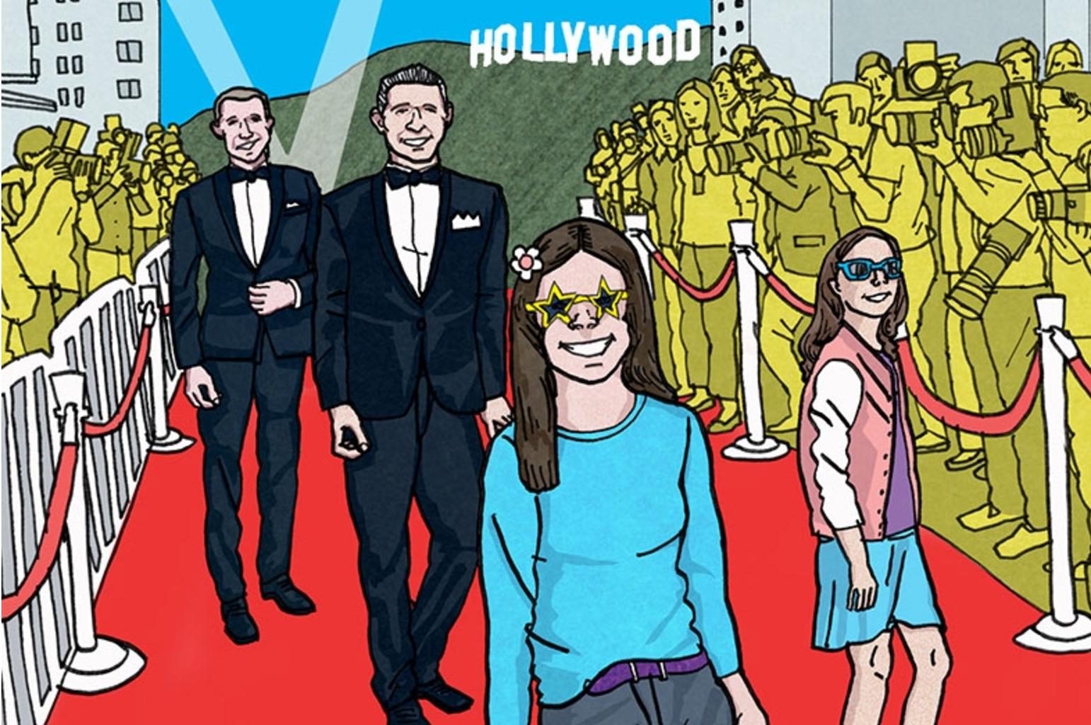 Hollywood-Glam