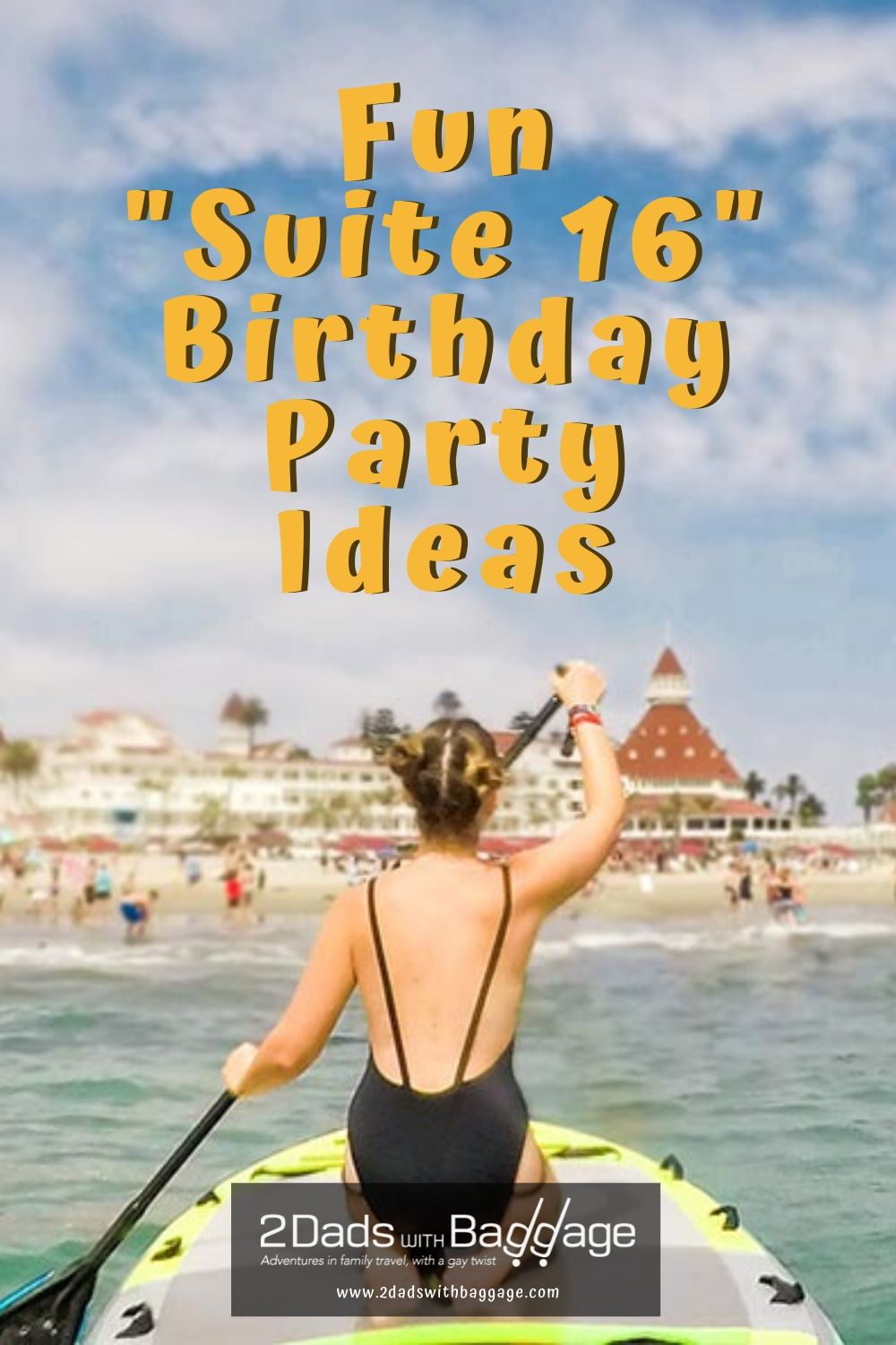 "Fun Sweet 16 Birthday Party Ideas – A ""Suite 16"" Party"