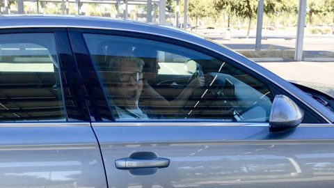 student driver scary