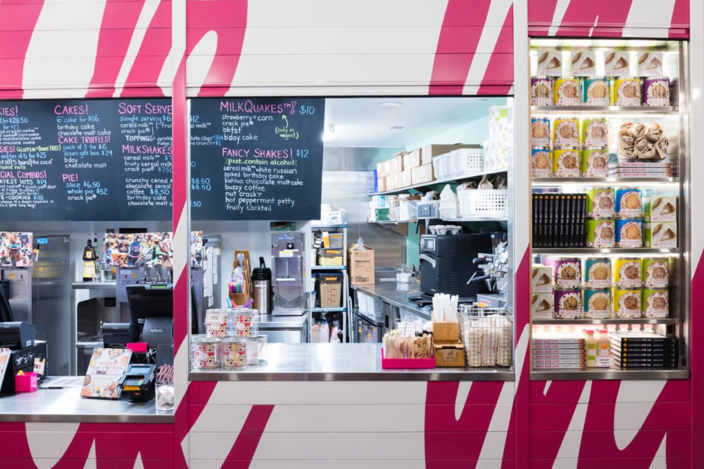 Christina Tossis Milk Bar In Las Vegas