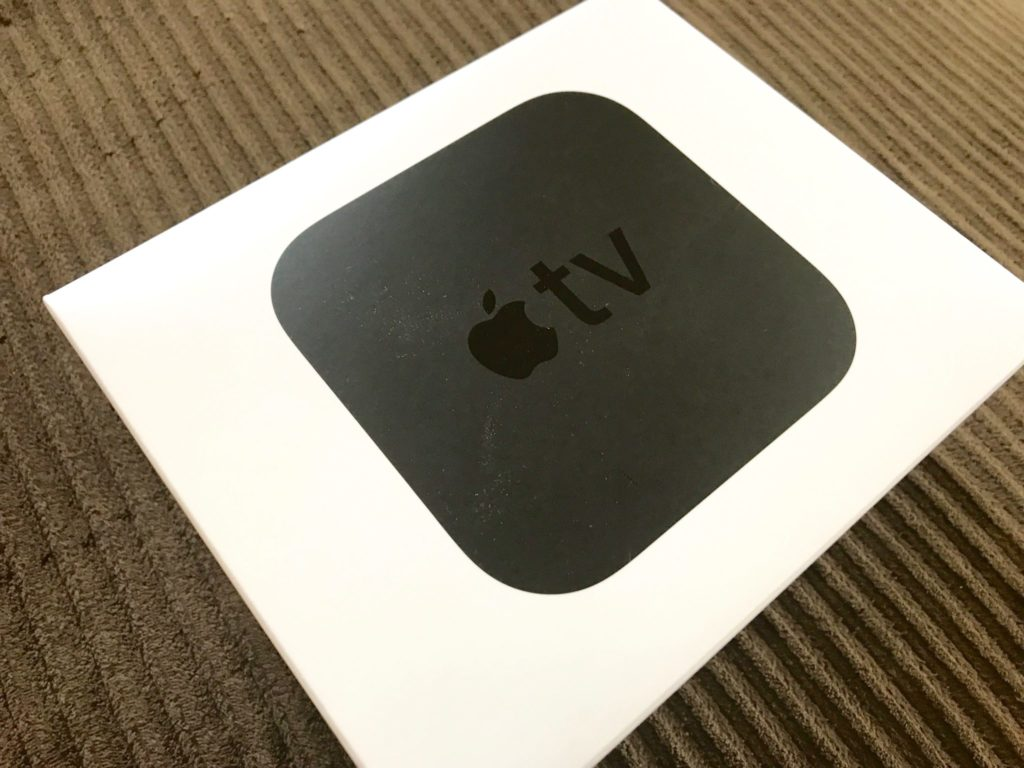 Apple TV 4 comes with SIRI