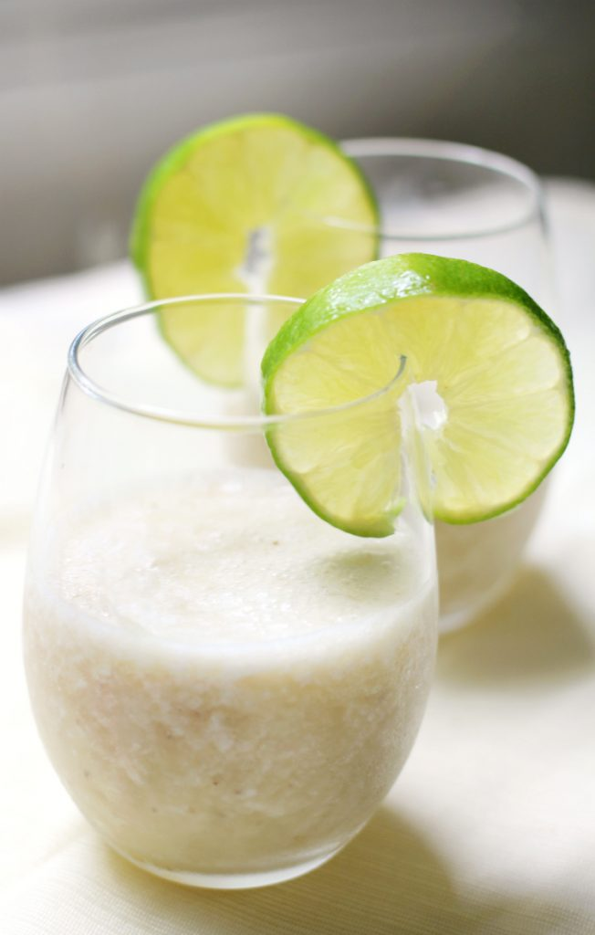 Virgin Banana Daiquiri recipe