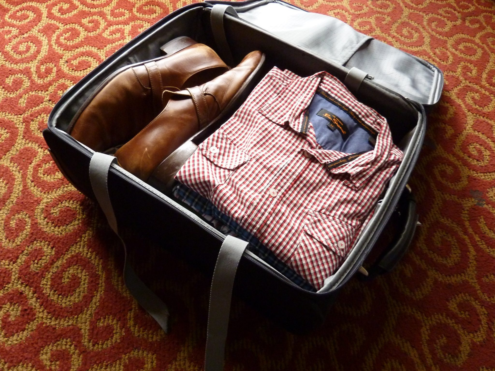 20 Packing Tips For Families With Teens