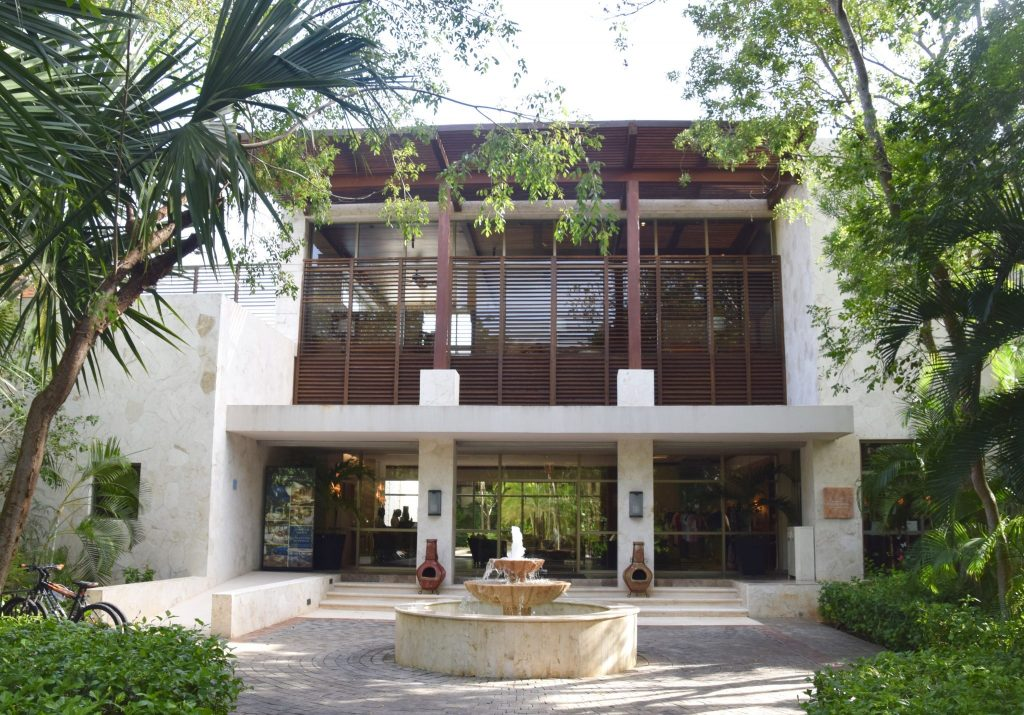 Willow Stream Spa at the Fairmont Hotel Mayakoba