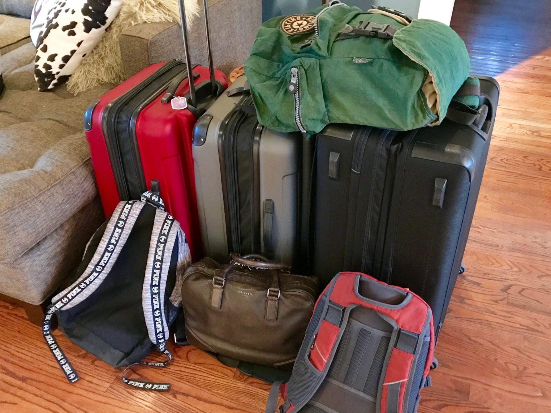 Packing List Essentials for a Family Vacation