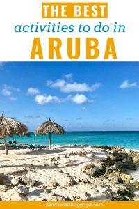 The Best Activities to do in Aruba