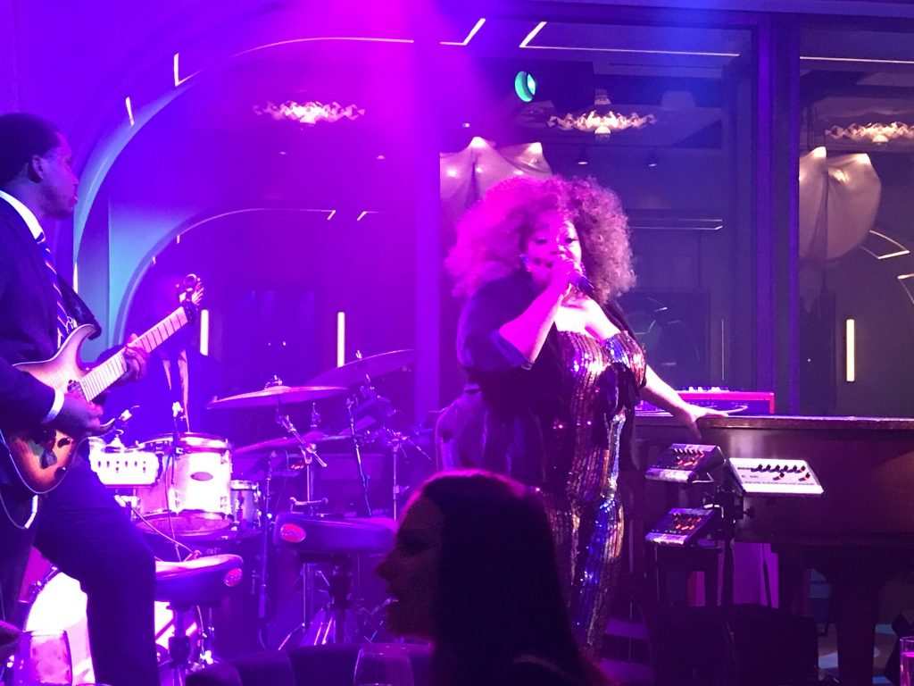 Skye Dee Miles at Cosmopolitan Las Vegas
