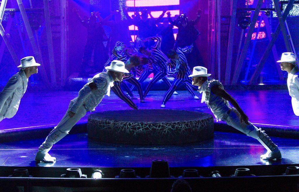 Michael Jackson ONE Cirque de Soleil Las Vegas