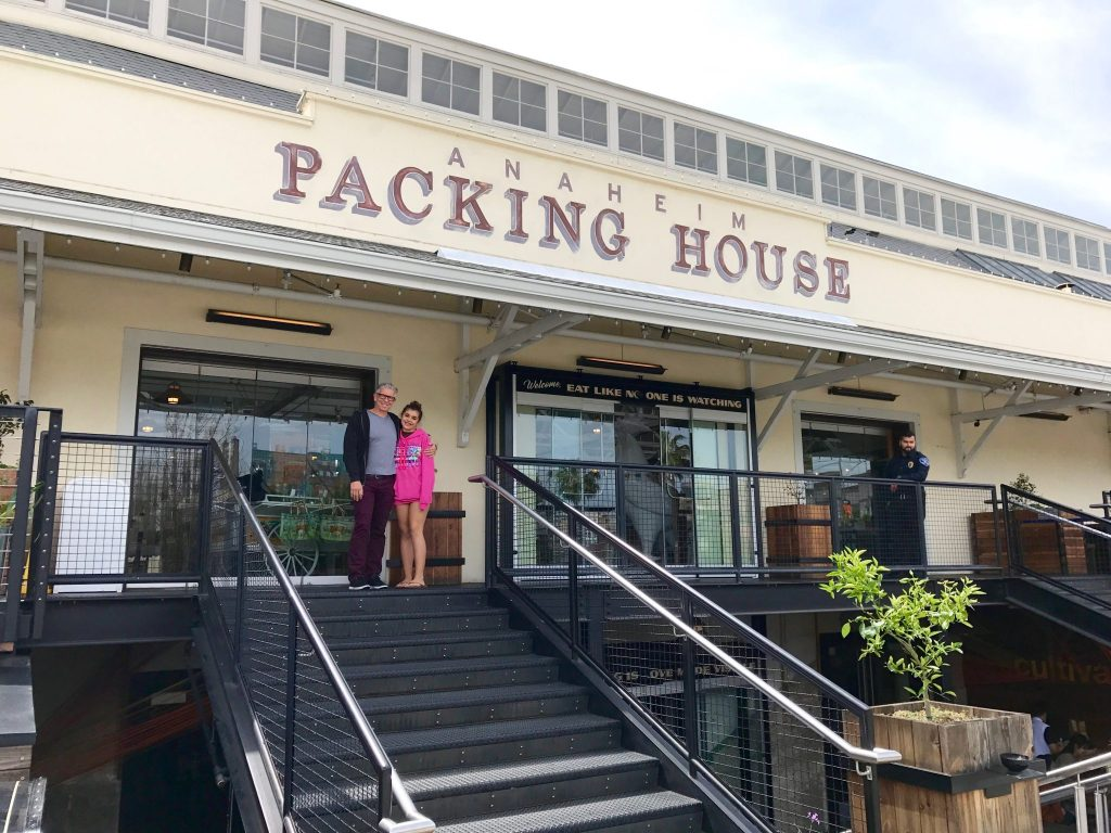 Anaheim Packing House food hall