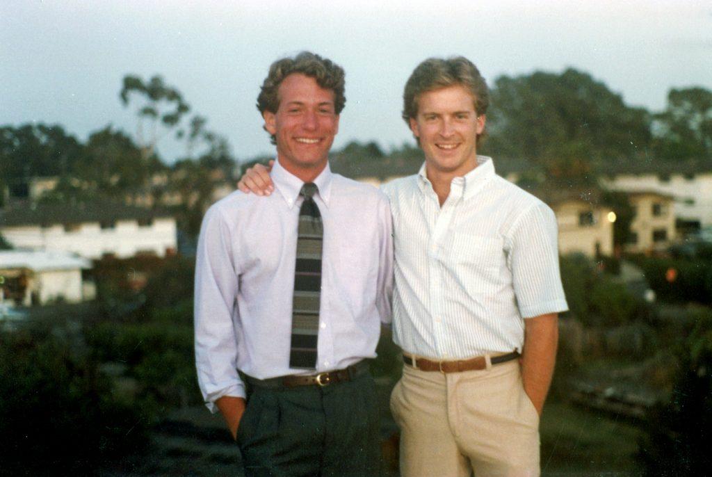 Jon Bailey and Jeff Smith UCSB