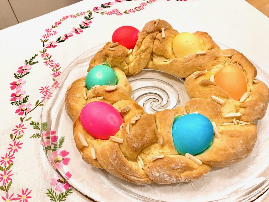 Italian Easter Bread Pane di Pasqua