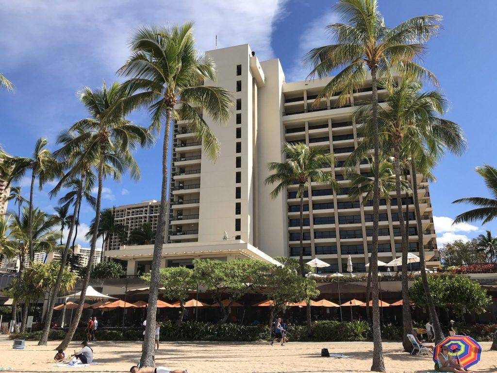 Ali'i Tower at Hilton Hawaiian Village