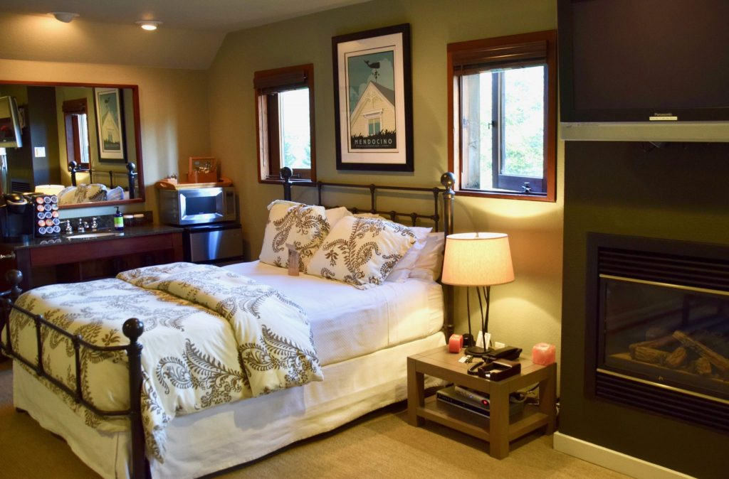 Meadowview suite at Brewery Gulch Inn