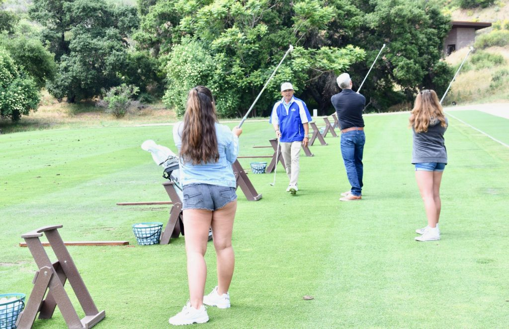 golf lessons at Journeys Pechanga Resort