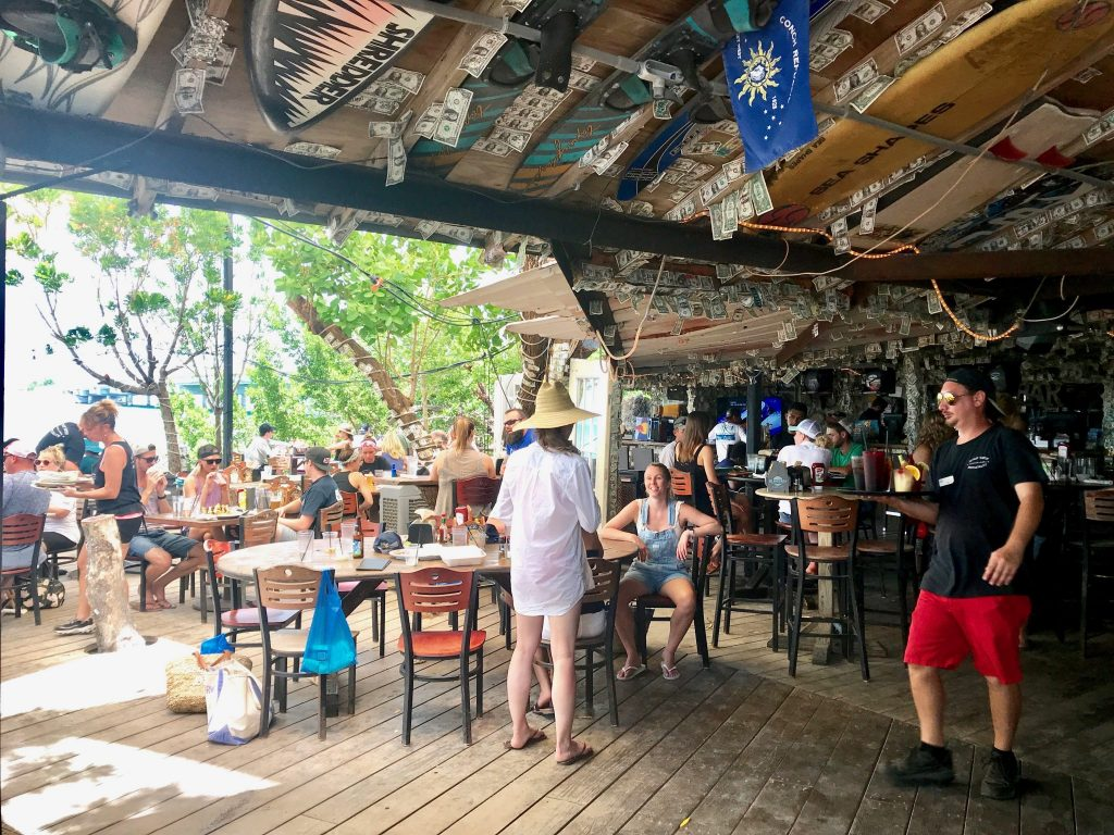 Restaurant at Robbie's of Islamorada