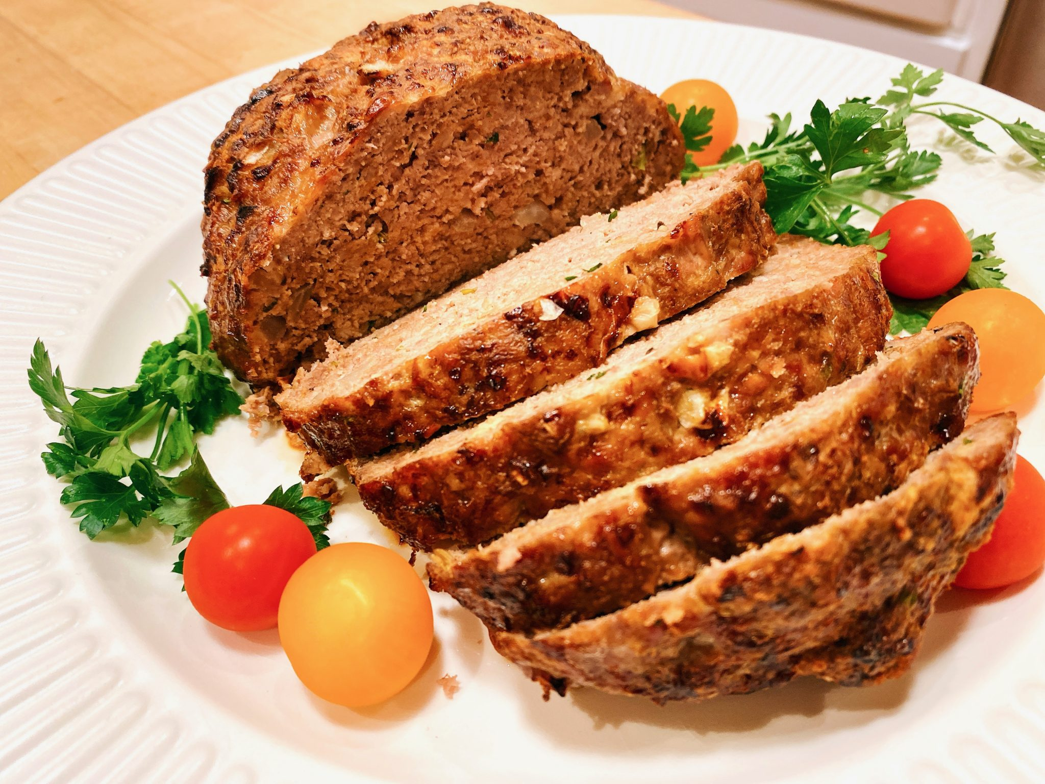 Updated Italian Meatloaf Recipe with All-Natural Ingredients