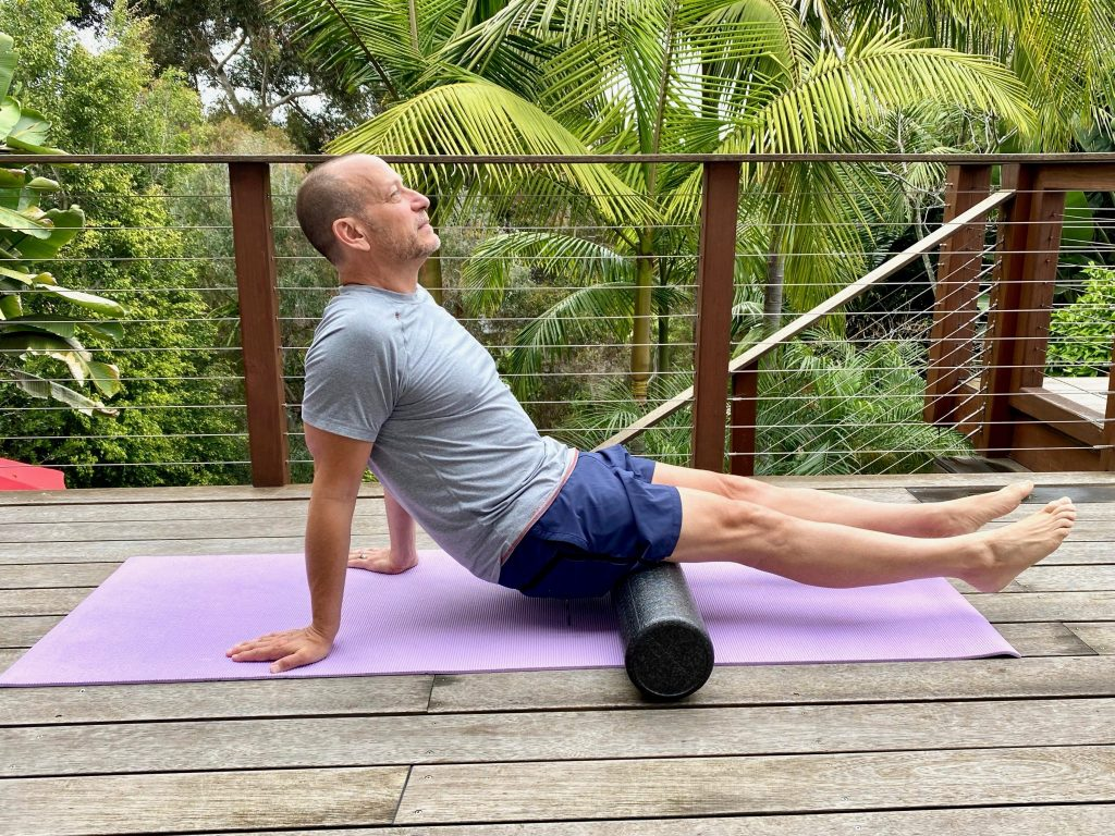 foam roller exercises with Upswing Health